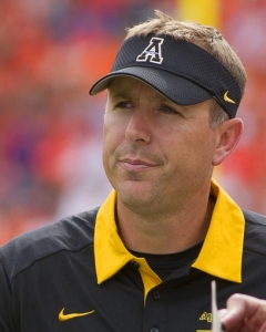 NCAA Football: Appalachian State at Clemson