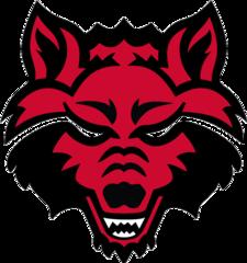 arkansas_red_wolves_logo
