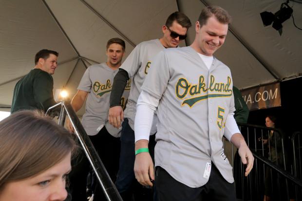 Oakland A's FanFest
