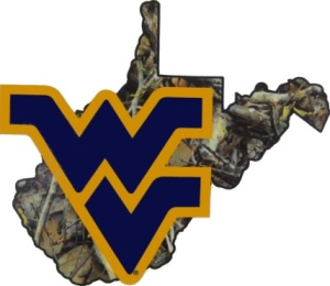 west_virginia_mountaineers_wv_camo_precision_cut_wvu_decal_5_75