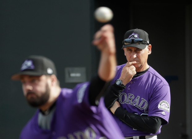 Rockies Spring Baseball