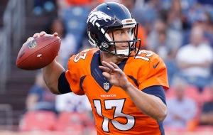 49ers Broncos Football