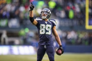 NFL ACTION:  ST. LOUIS RAMS AT SEATTLE SEAHAWKS