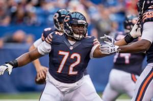 NFL: AUG 22 Preseason - Bears at Colts