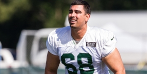 140724 2014 Jets Training Camp Practice - SUNY Cortland